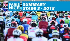 Summary - Stage 3 - Paris-Nice 2018