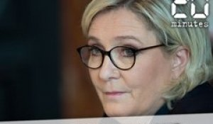 Marine Le Pen «alone» au congrès du Front national ?