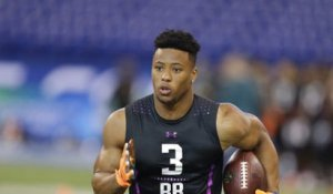 Nate Burleson: Browns should 'stop playing around' and draft Saquon Barkley at No. 1
