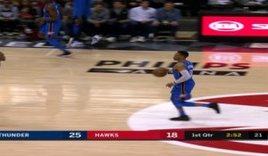 Nightly Notable: Russell Westbrook - Split