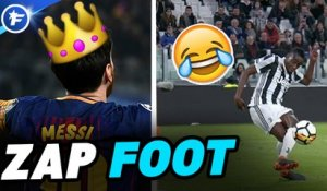 Zap Foot : Messi 'The King', Matuidi désarticulé