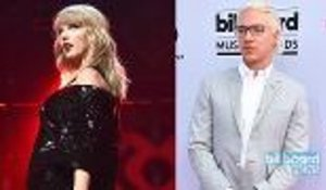 "Diplo Attempts Taylor Swift's ""Delicate"" Choreography 