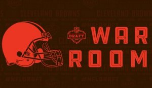 Browns' war room: Projecting Cleveland's first four draft picks