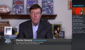 Charley Casserly explains why Browns MUST go quarterback at No. 1