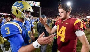 Reggie Bush: Josh Rosen is draft's best QB over USC's Sam Darnold