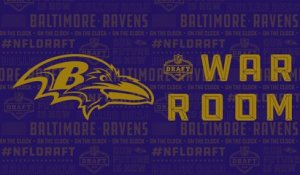 Ravens' war room: Projecting Baltimore's first three draft picks