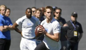 Josh Rosen: I've worked out for Bills, Browns, Jet and Giants