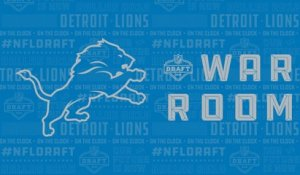 Lions' war room: Projecting Detroit's first three picks in the 2018 NFL Draft