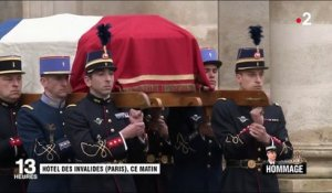 Colonel Beltrame : l'hommage de la nation