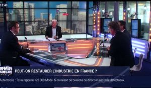 Peut-on restaurer l'industrie en France ? - 30/03