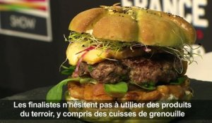 A la grenouille ou au pain-noisette, le French Burger s'impose!