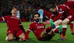 Le trio infernal de Liverpool - Foot - C1