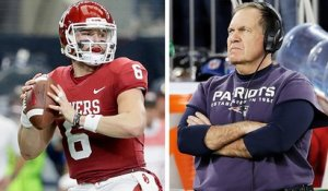 Could the Patriots be in play to trade up for Baker Mayfield?