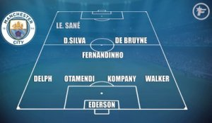 Manchester City-Liverpool : les compositions probables