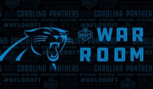 Panthers' war room: Projecting Carolina's first four selections
