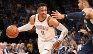 Steal of the Night: Russell Westbrook