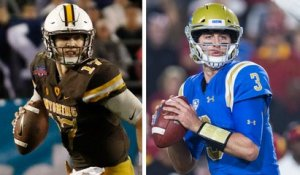 Tale of the Tape: Josh Allen vs. Josh Rosen