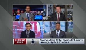 Top potential landing spots for Dez Bryant