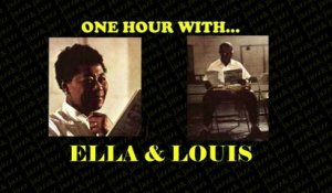 E.Fitzgerald & L.Armstrong - One Hour With...Ella & Louis - Vintage Music Songs