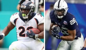 Does C.J. Anderson's release mean the Broncos are in line for Saquon Barkley at No. 5 overall?