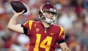 Mayock believes Browns will pick Darnold; 'draft starts at No. 2 with Giants'