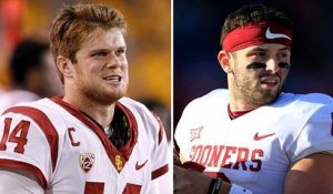 What Sam Darnold thinks of Baker Mayfield