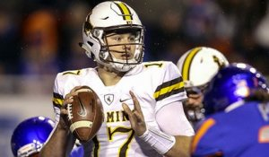 Ian Rapoport explains why Josh Allen is the draft's biggest domino