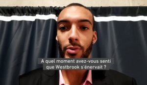 Gobert «Rester concentrés» - Basket - NBA