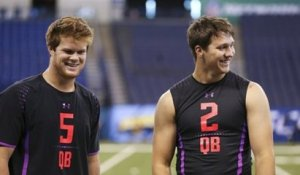 Carson Palmer: Sam Darnold is a savvy, natural player
