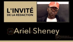 L'invité de la rédaction : Ariel Sheney, artiste chanteur