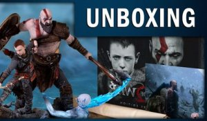 UNBOXING God of War : Un collector MYTHIQUE !