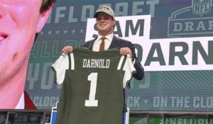 Dan Orlovsky: Sam Darnold can take over and win for the next decade