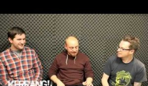 Kerrang! Podcast: The Menzingers