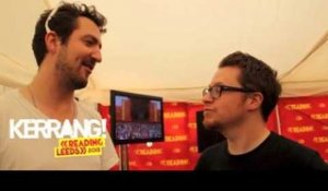 Kerrang! Podcast: Frank Turner