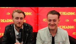 Kerrang! Reading Podcast: Deaf Havana
