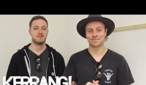 Kerrang! Podcast: Architects At Slam Dunk Festival