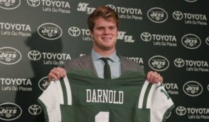 Shaun O'Hara on Sam Darnold: 'I don't think he is ready to play'