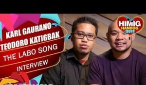 The Labo Song - Karl Gaurano & Teodoro Katigbak | Himig Handog 2017 (Composer Interview)