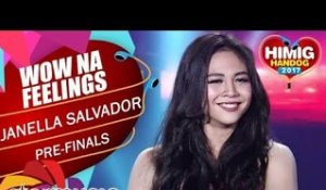 Janella Salvador - Wow Na Feelings | Himig Handog 2017 (Pre Finals)