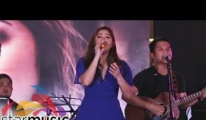 "Moira Dela Torre sings ""Take Her To The Moon"" 