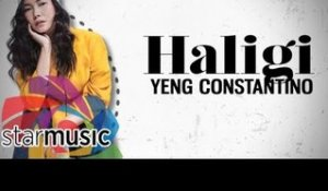 Yeng Constantino - Haligi (Official Lyric Video)