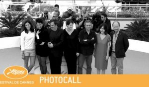 JURY CAMÉRA D'OR - CANNES 2018 -  PHOTOCALL - EV