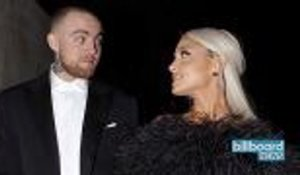 Ariana Grande and Mac Miller Reportedly Break Up | Billboard News