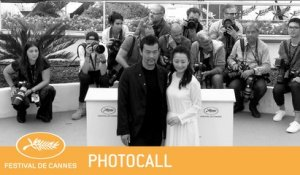 JIANG HU ER NV - CANNES 2018 - PHOTOCALL - VF