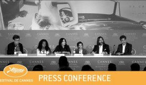 CAPHARNAUM - CANNES 2018 - PRESS CONFERENCE - EV
