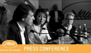 AYKA - CANNES 2018 - PRESS CONFERENCE - EV
