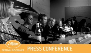 JURY - CANNES 2018 - PRESS CONFERENCE - EV