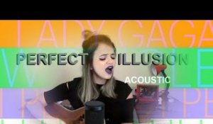 Perfect Illusion - Lady Gaga | acoustic cover Ariel Mançanares