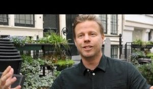 Ferry Corsten interview @ADE17 (part 2)