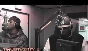 P Money & Blacks freestyle - Westwood